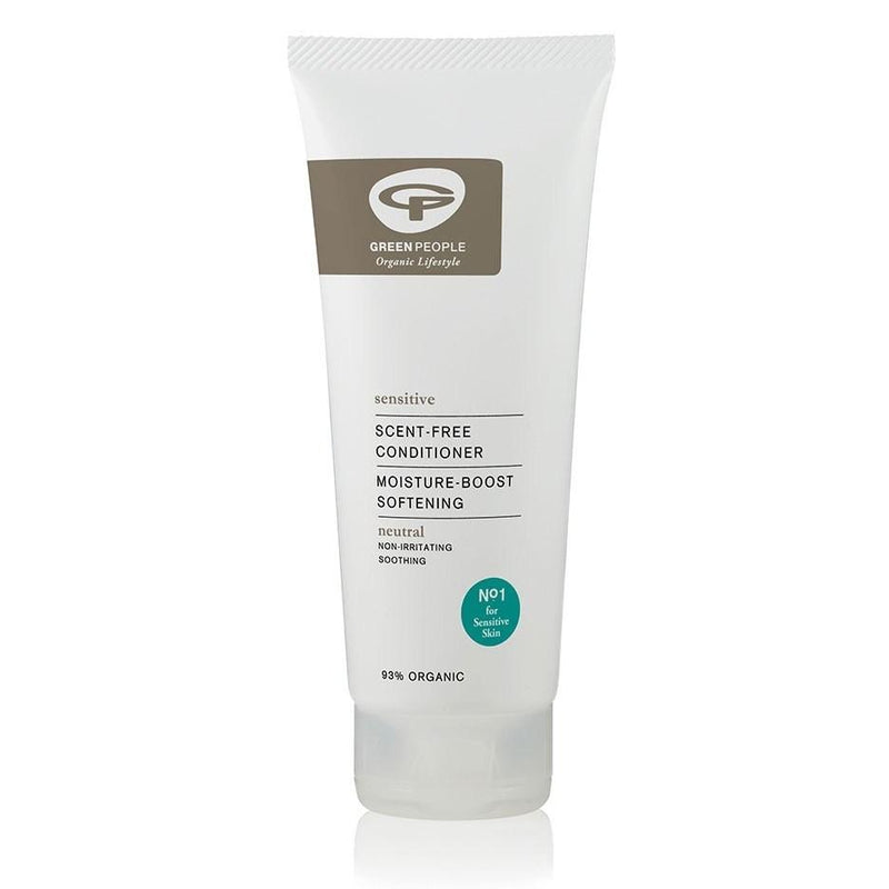 Green People - Scent Free Conditioner 200mL