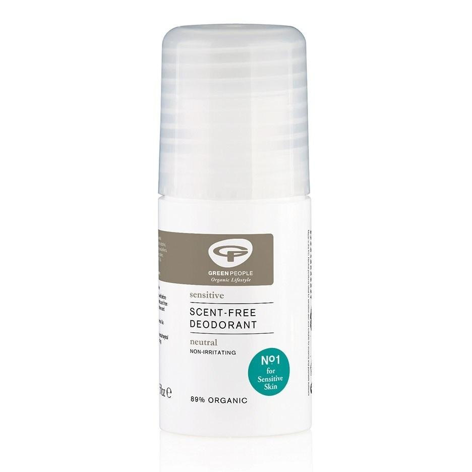 Green People - Scent Free Deodorant 75mL