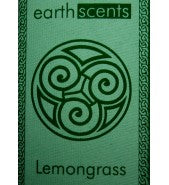 Earthworks Incense Sticks Lemongrass 6x10 pieces