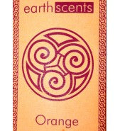 Earthworks Incense Sticks Orange 6x10 pieces