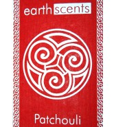 Earthworks Incense Sticks Patchouli 6x10 pieces