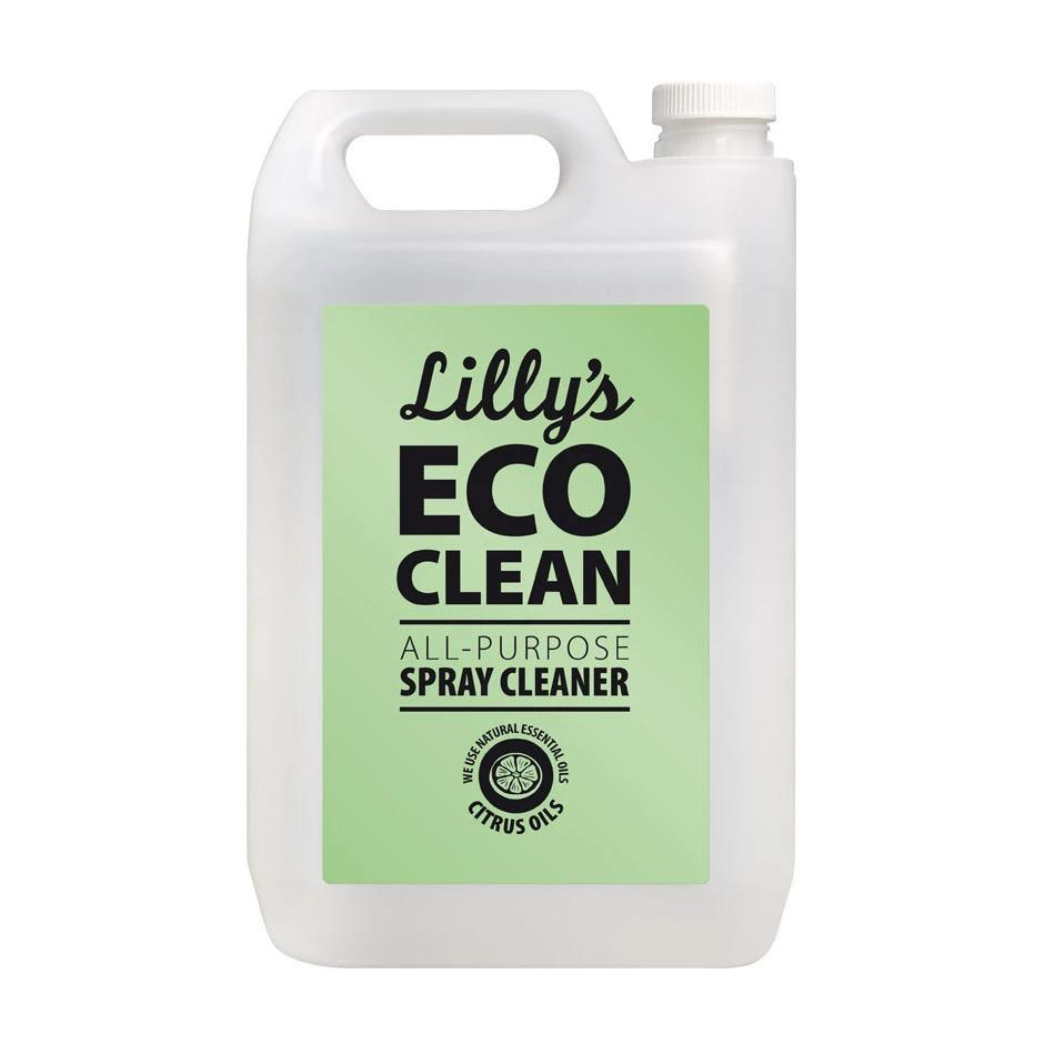 Lillys - ALL-PURPOSE SPRAY CLEANER CITRUS 5 LITRE