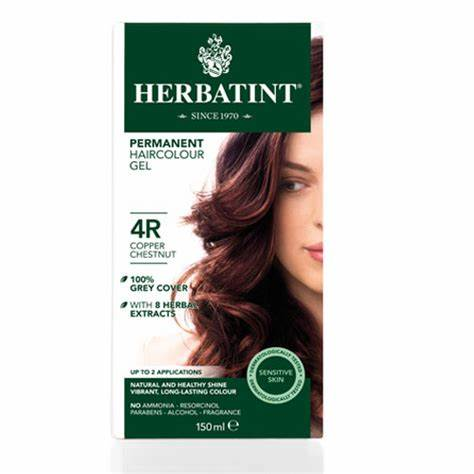 Herbatint Copper Chestnut 4R 1x135ml