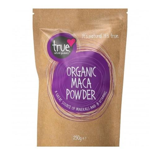 True Natural Goodness	Maca Powder Organic	1x250g