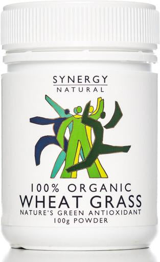 Synergy Wheat Grass (Org)