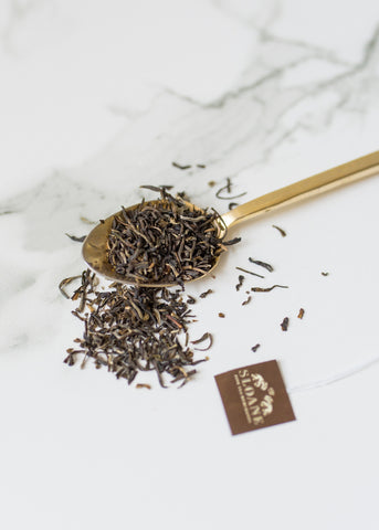 spoonful of jasmine mist loose leaf tea