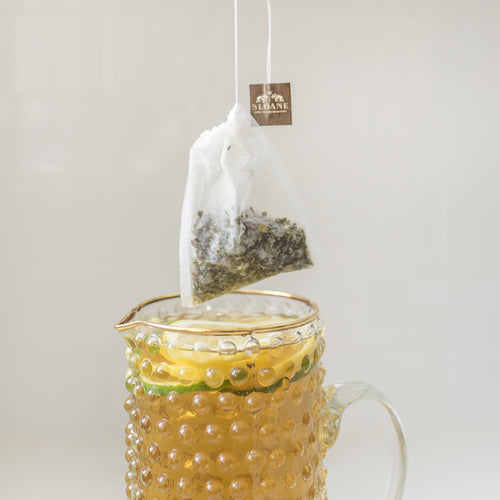 cold brew pitcher of iced tea