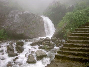 Jungpana Waterfall