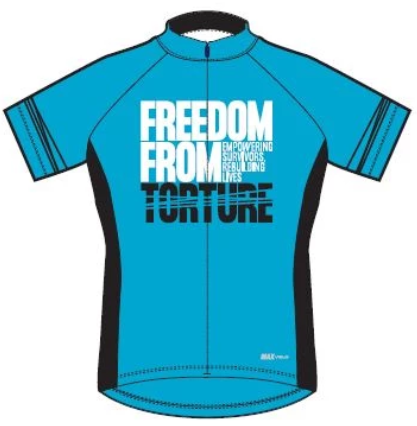 Freedom from Torture Cycling Jersey