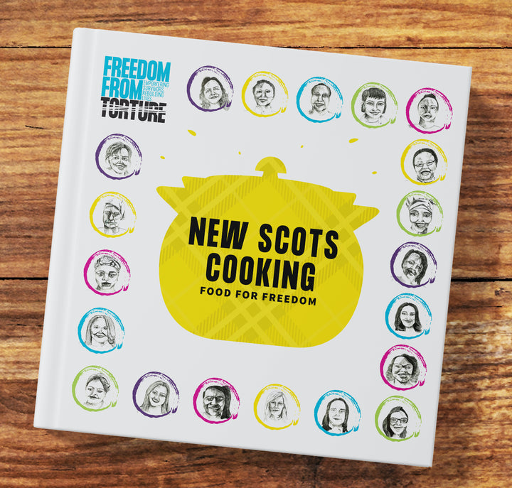 New Scots Cooking: Food for Freedom