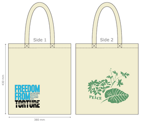 Peace - Tote Bag