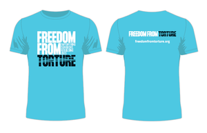 Freedom from Torture Supporter Top
