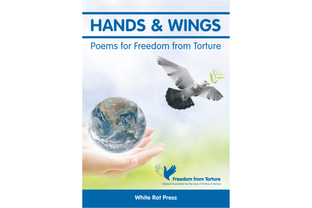 Hands & Wings - Anthology in aid of Freedom from Torture
