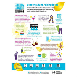 Seasonal Fundraising