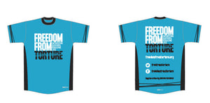 Freedom from Torture Technical T-shirt