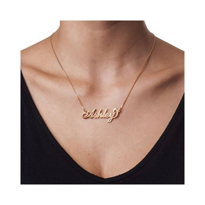 37a271fc4f07e Personalized Custom Name Necklace