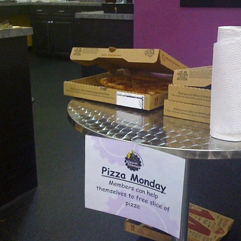 Why Does Planet Fitness Have Pizza Night