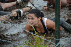 spartan race barbed wire crawl
