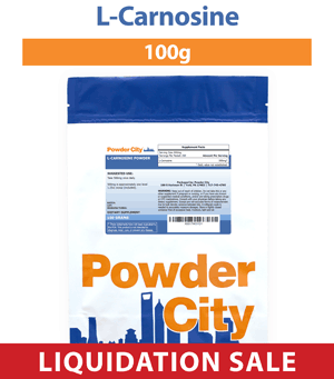 L-Carnosine 100 Grams (Discontinued)