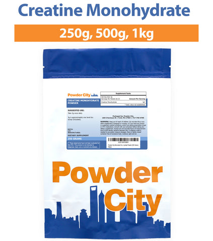 Creatine Monohydrate Powder (Micronized)
