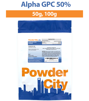 Alpha-GPC Powder 50%