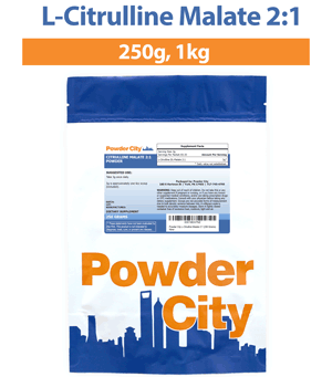 L-Citrulline Malate 2:1 (Discontinued)