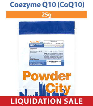 12/3 - Weekend Deal - CoQ10 Powder