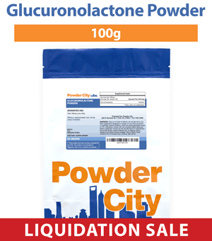 Glucuronolactone 100 Grams (Discontinued)