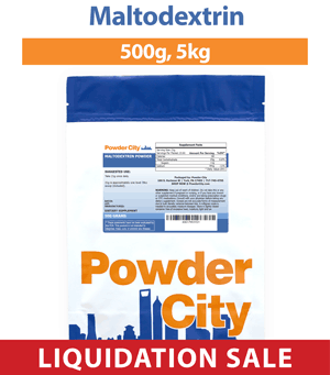 Day 2 - Maltodextrin Powder (25% off)