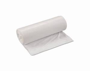 Trash Bags Clear Hd 40-45 Gallon (100)