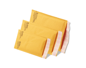 Self Sealed Bubble Lined Mailers (50)