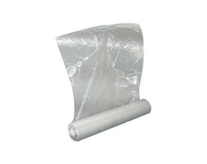 Plastic Dry Cleaner Bag (375 Bags/Roll)