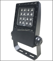 Floodlight Series -  60W LED Floodlight, 120 - 347V DLC Qualified