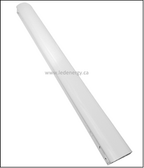 LED Lite Fixture Series - LED 4' Strip Light 40W Lighting Fixture, DLC Approved