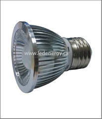 Spot Light Series - 5W PAR16 LED Lamp E26 Base 120V Dimmable