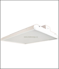 High Bay Series - LED 24 Inch 110 Watt High Bay, 100-277V DLC Approved