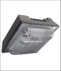 LED Canopy Series - 70W LED Canopy Lamp, 100-277V / 347V DLC Qualified
