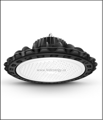 High Bay Series - 100W LED UFO High Bay, 347V DLC Approved