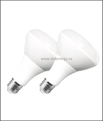 Bulb Series - 6W LED BR20 Lamp E26 Base 120V Energy Star Approved
