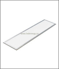 LED Panel Series - 1' x 4' 32W LED Panel, 100-277V Dimmable, DLC Approved