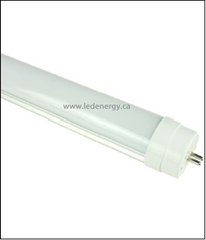 100-277/347V HO (High Lumen Output) Shatter Proof Ballast Compatible T8 Series - 2ft. (597mm) 9W Plug-and-Play LED Tube T8 Base