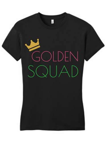 Golden Squad Tee
