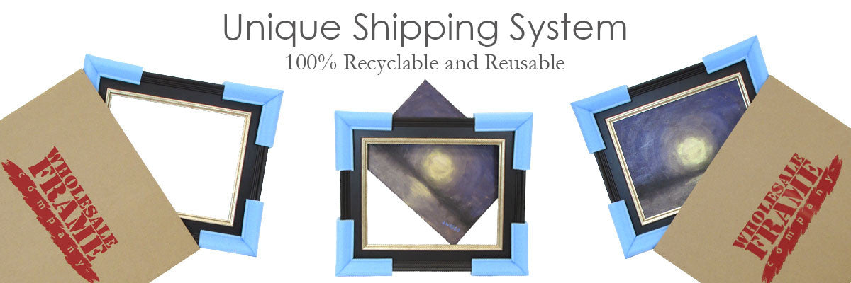 Wholesale Frame Company | Wholesale Frames For The Professional Artist