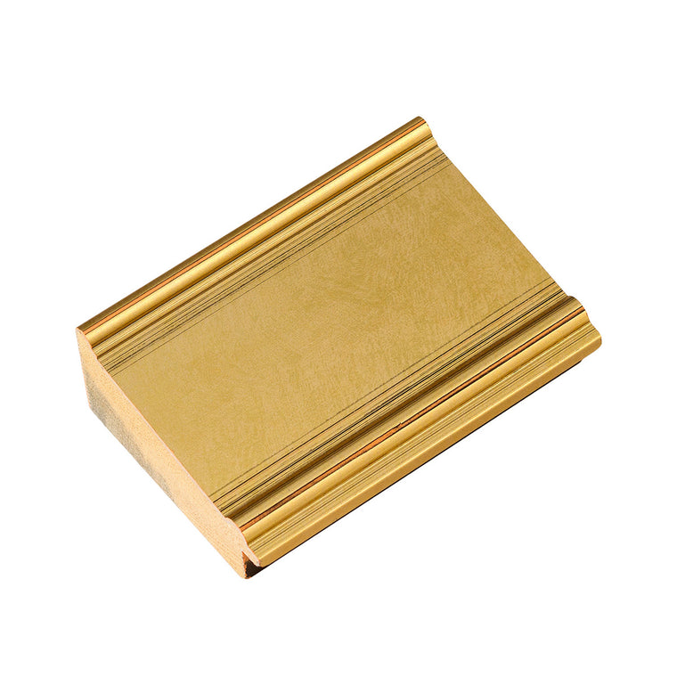 Modern Gold Frame Sample Chip
