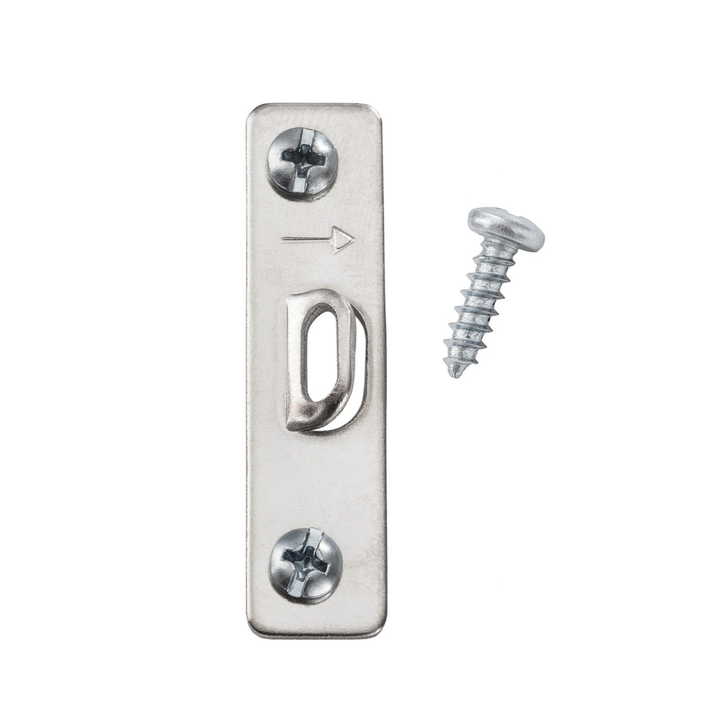 Two hole Super Hangers w/ Screws