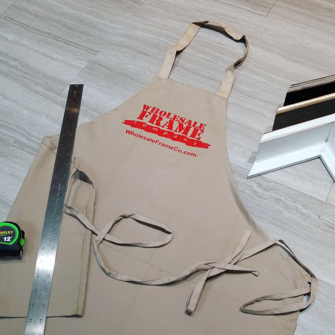 Wholesale Frame co. Apron