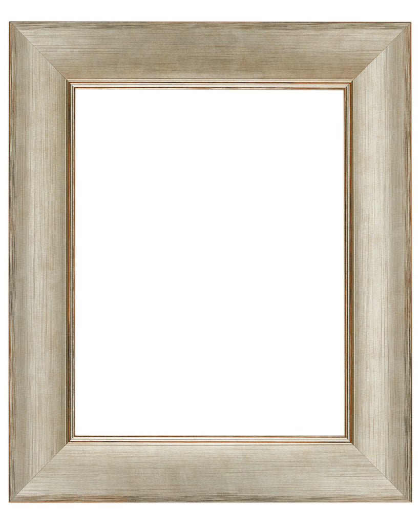 Champagne Frame with Burnt Umber Highlights, Artist Frame