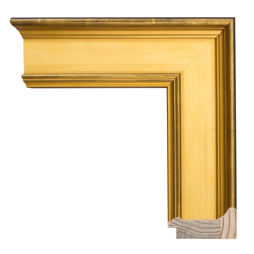 Large Gold Leaf Frame - Wholesale Frame Company