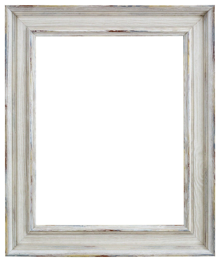 Cottage White Frame