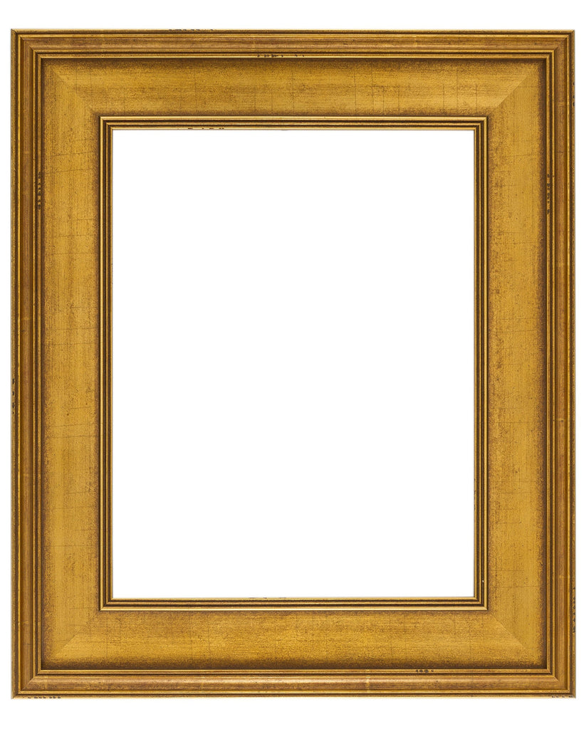Bright Gold Plein-Air Frame